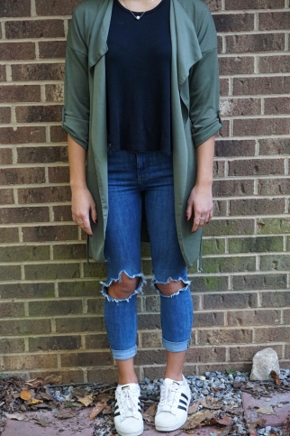 Trendy 2017 fall outfit